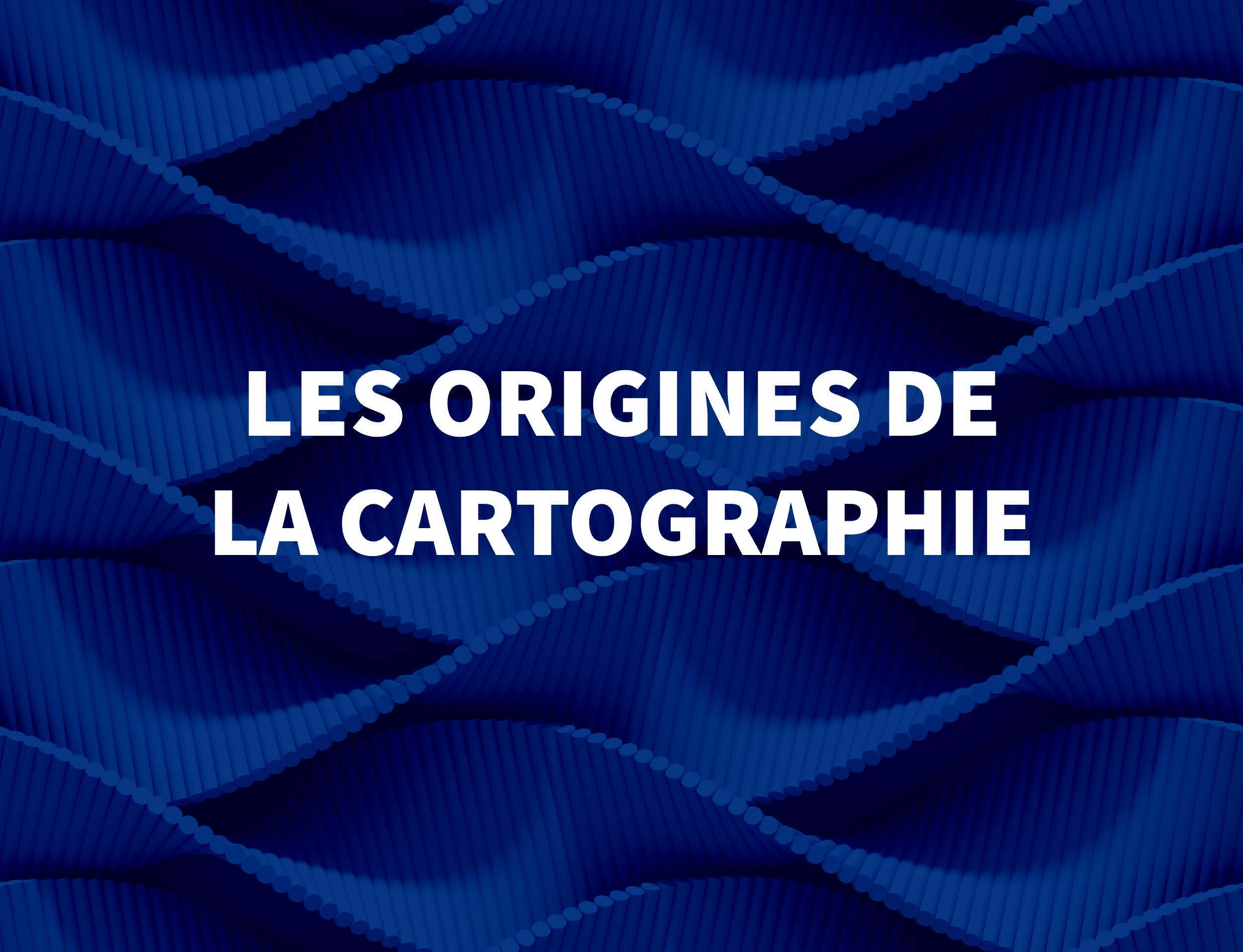 Origines Cartographie - DEPTH SA